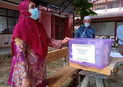 Covid-19 Medical Supply For SPM 2020 Students